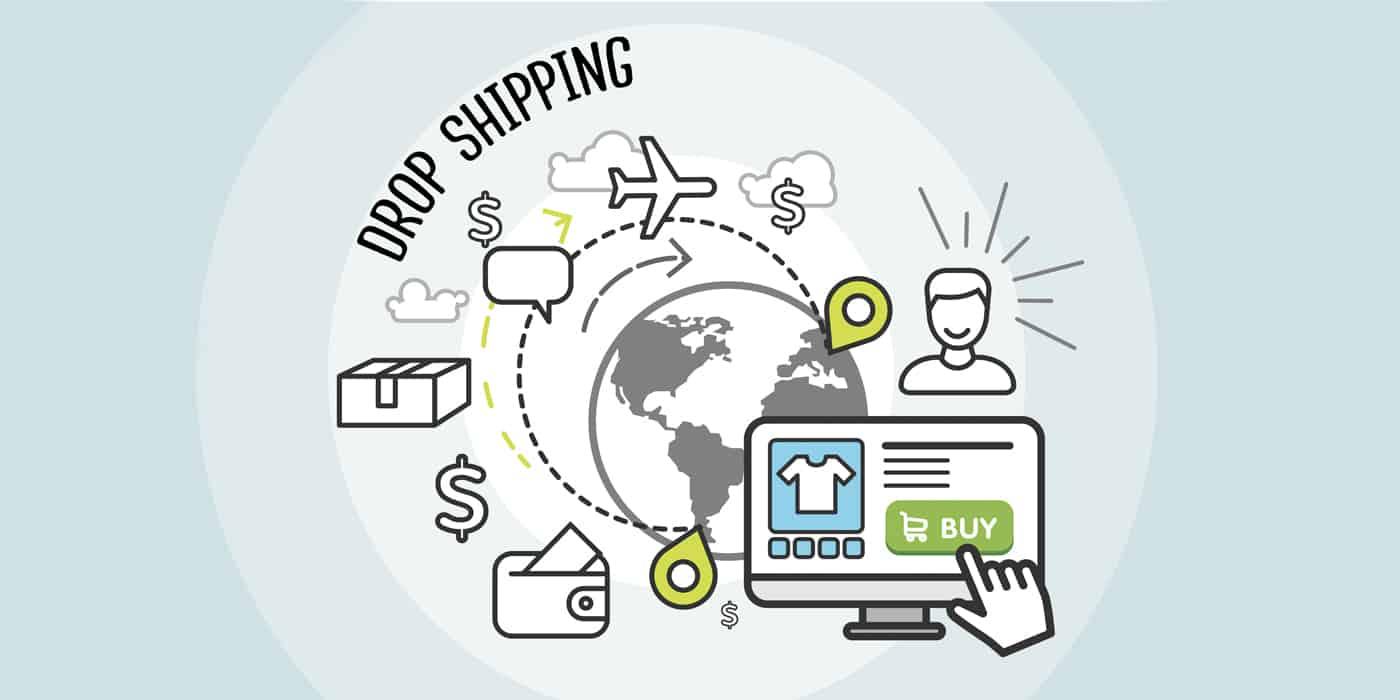 le dropshipping est une technique rentable de e-commerce