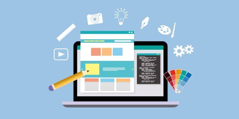 Créer un site internet comme une agence web