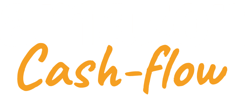 Amazon Cash-flow logo blanc