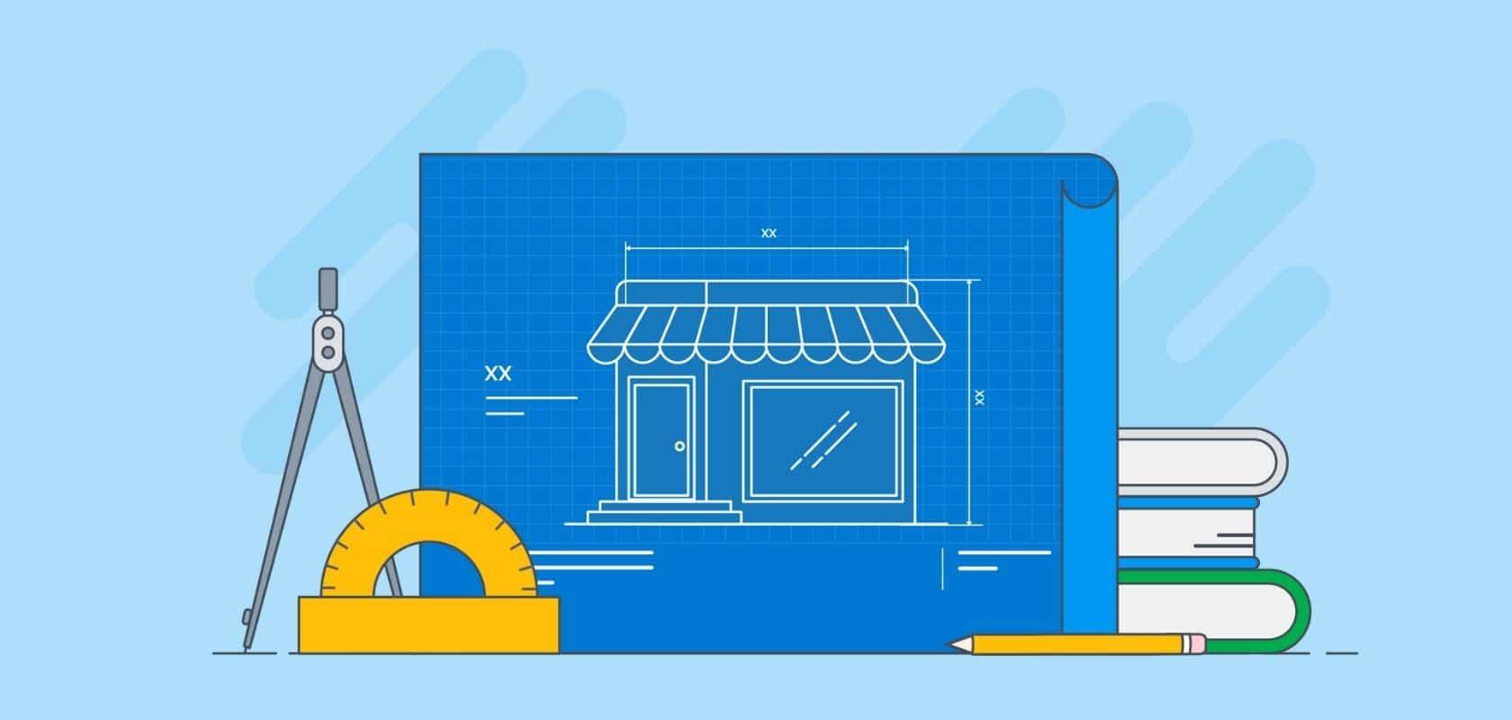 Le design d'un site e-commerce