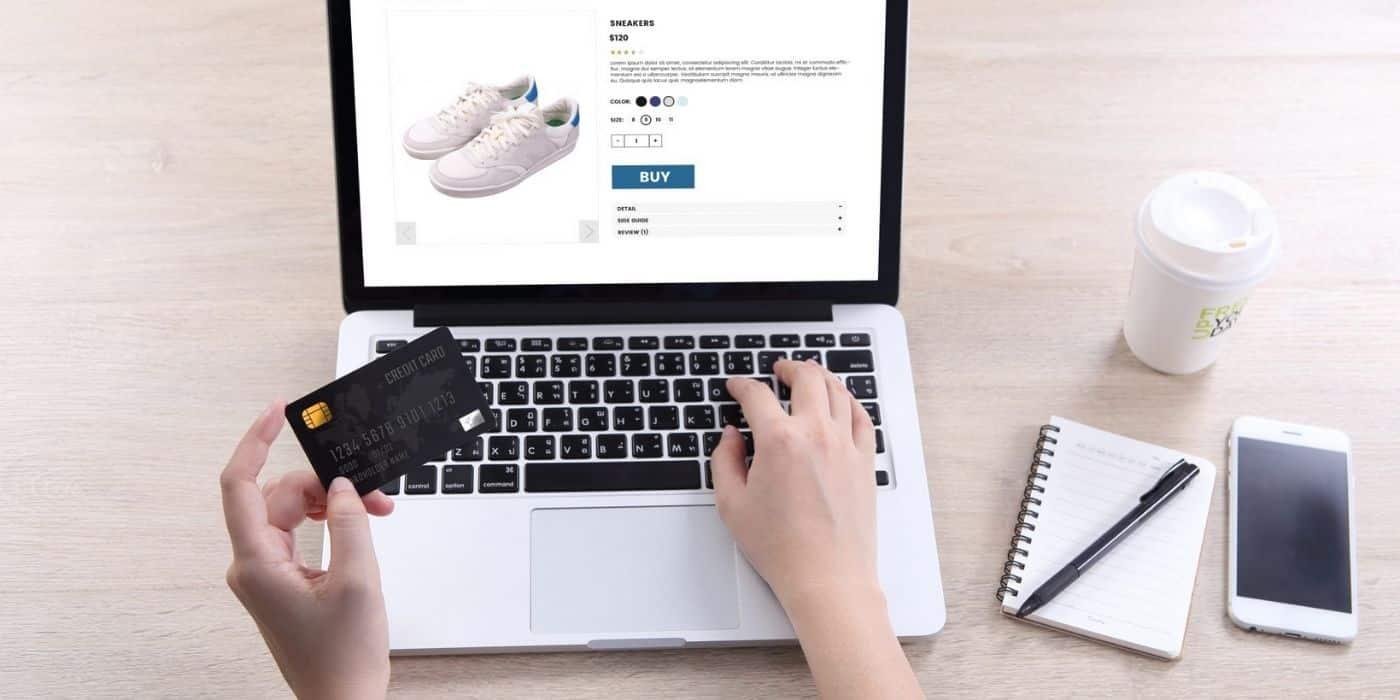 paiement sur un site e-commerce