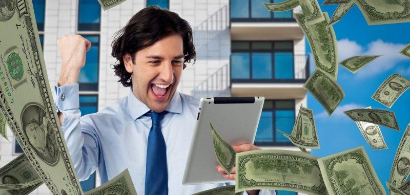 Millionnaire Partant du Business en Ligne