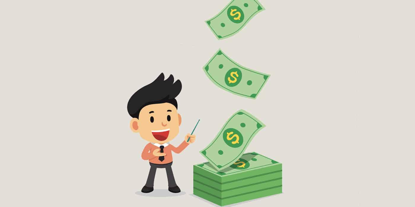Devenir riche sur internet avec les commissions