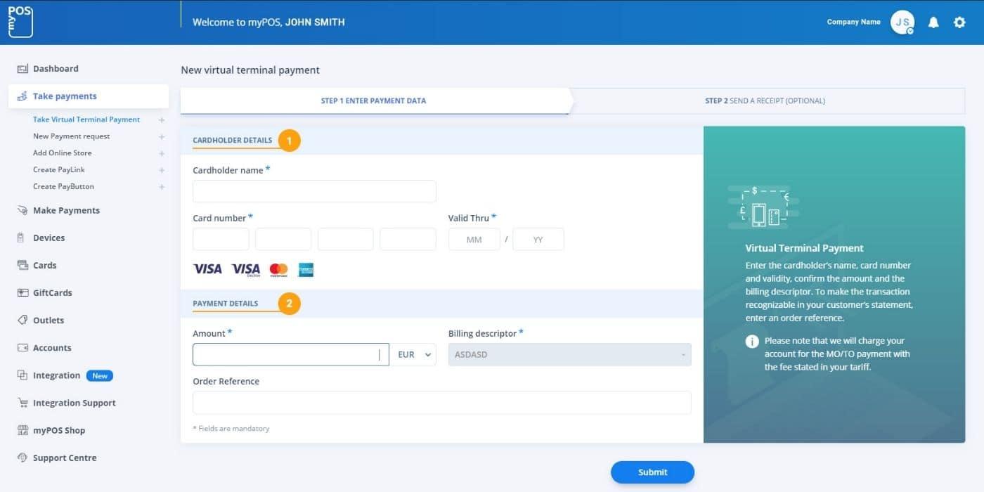 les moyens de paiement du panier e-commerce