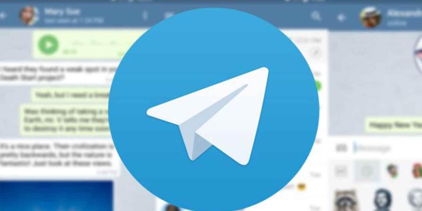 créer un groupe telegram