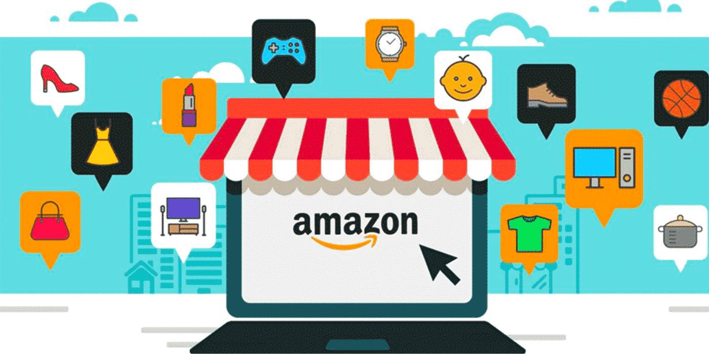 Amazon est le 1er site de vente en ligne