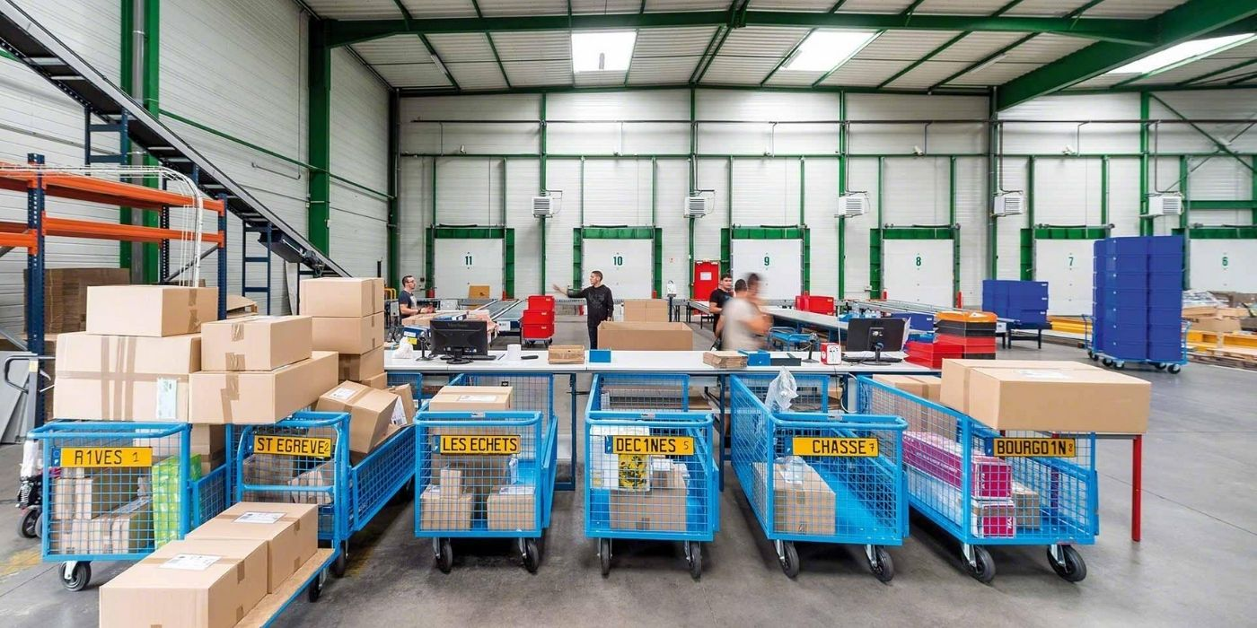 Les problèmes de gestion de commandes et de logistiques