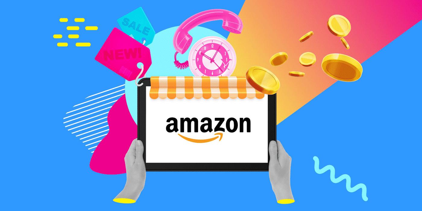 méthodes pour concevoir un lien vers un Produit Amazon