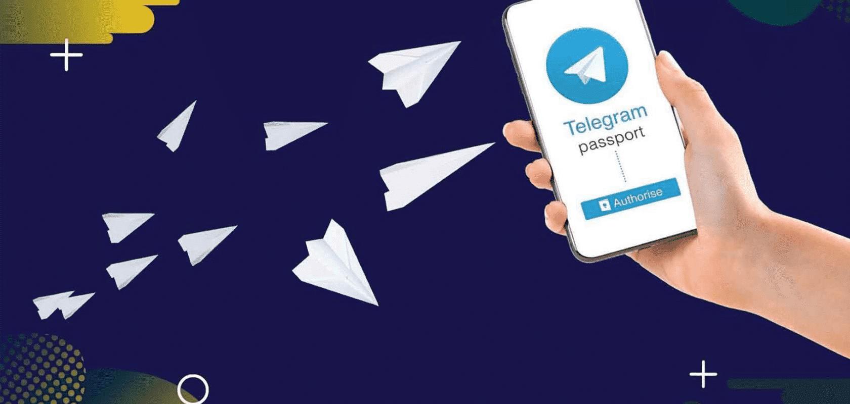 Comment créer un groupe telegram