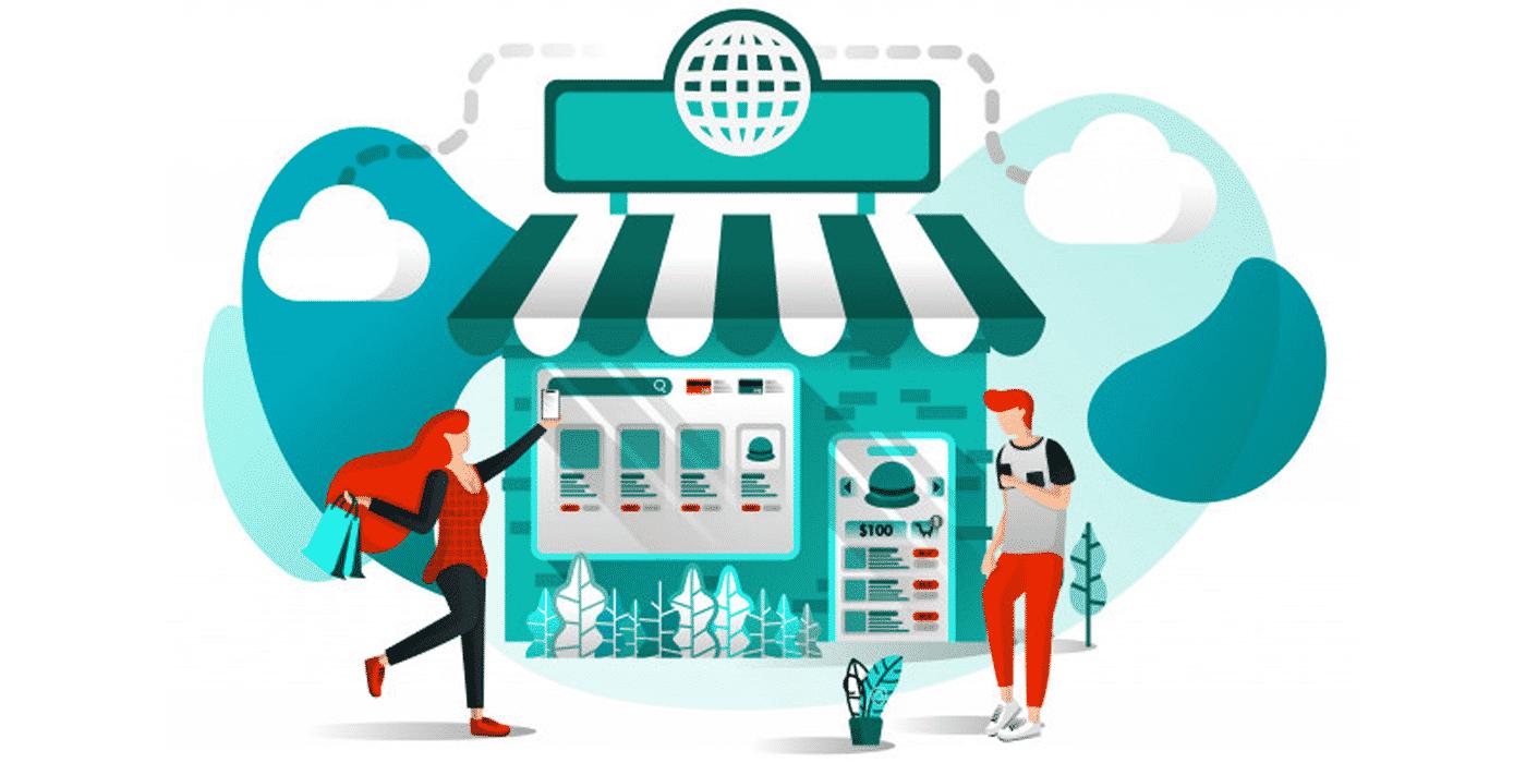 Imiter les autres boutiques en ligne