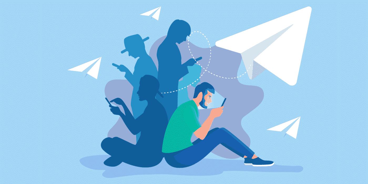choisir Telegram