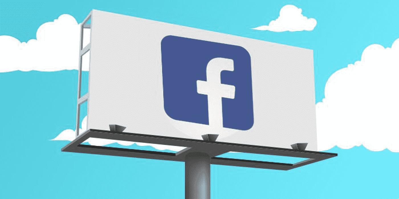 faire de la publicité sur Facebook