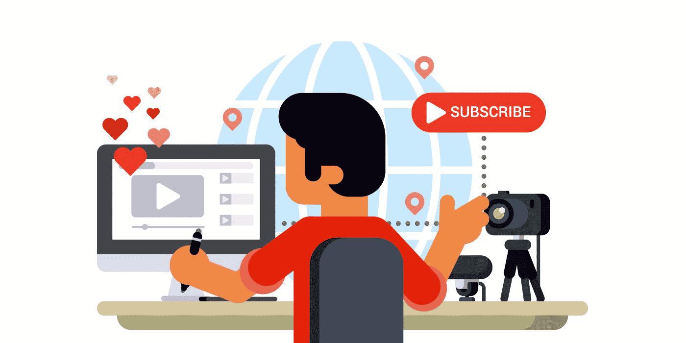 Créer sa propre chaîne YouTube