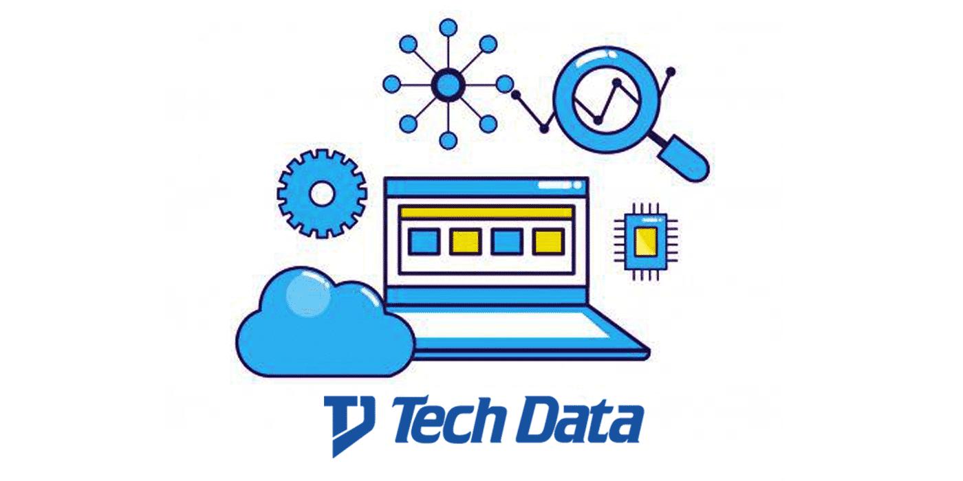 fournisseurs français dropshipping : Tech Data
