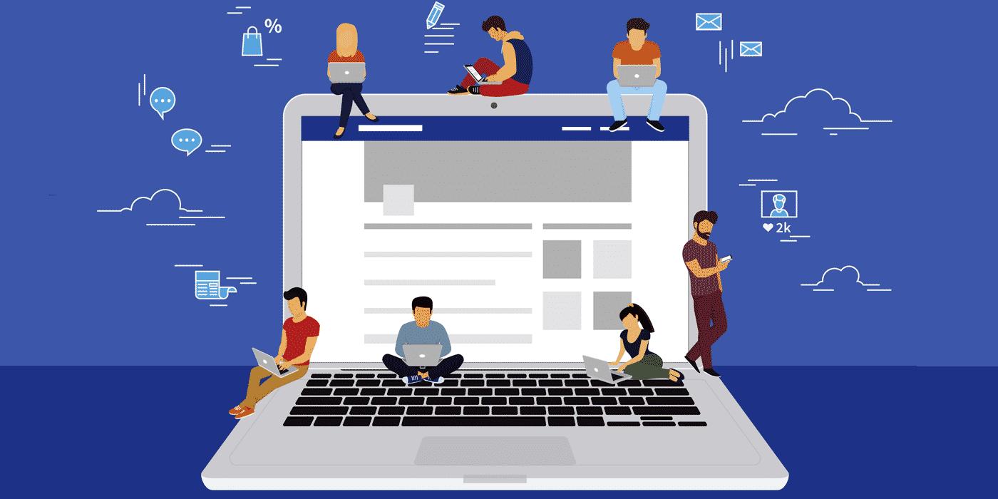 astuce pour créer une boutique sur Facebook