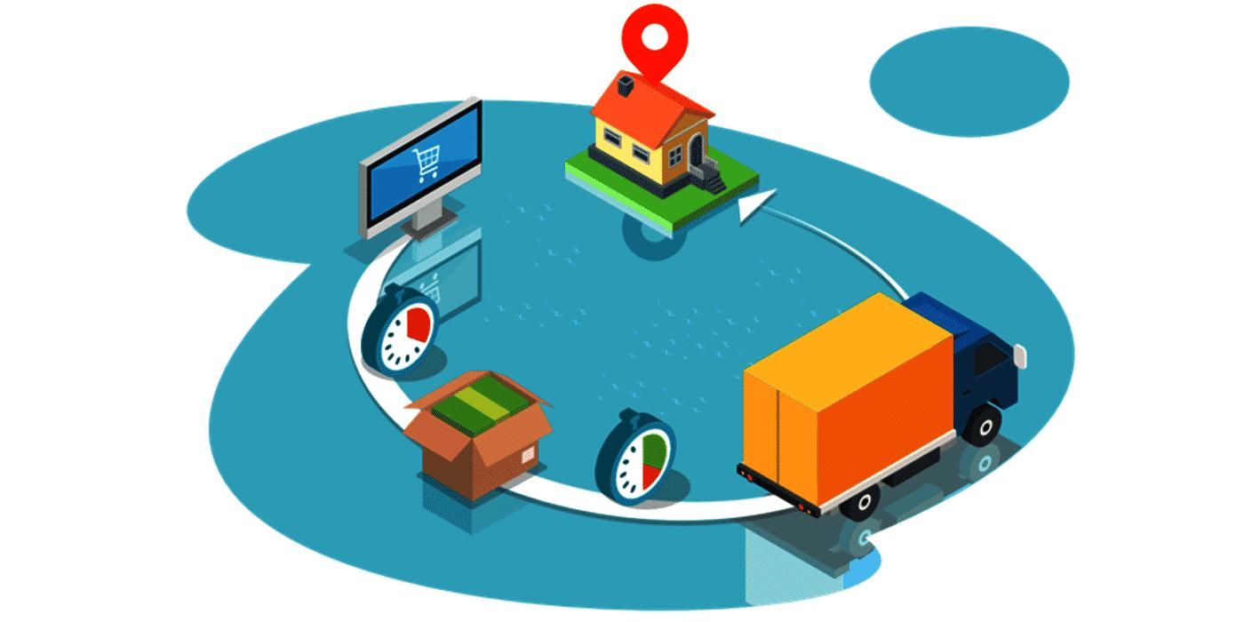 fournisseurs français dropshipping : délai de livraison