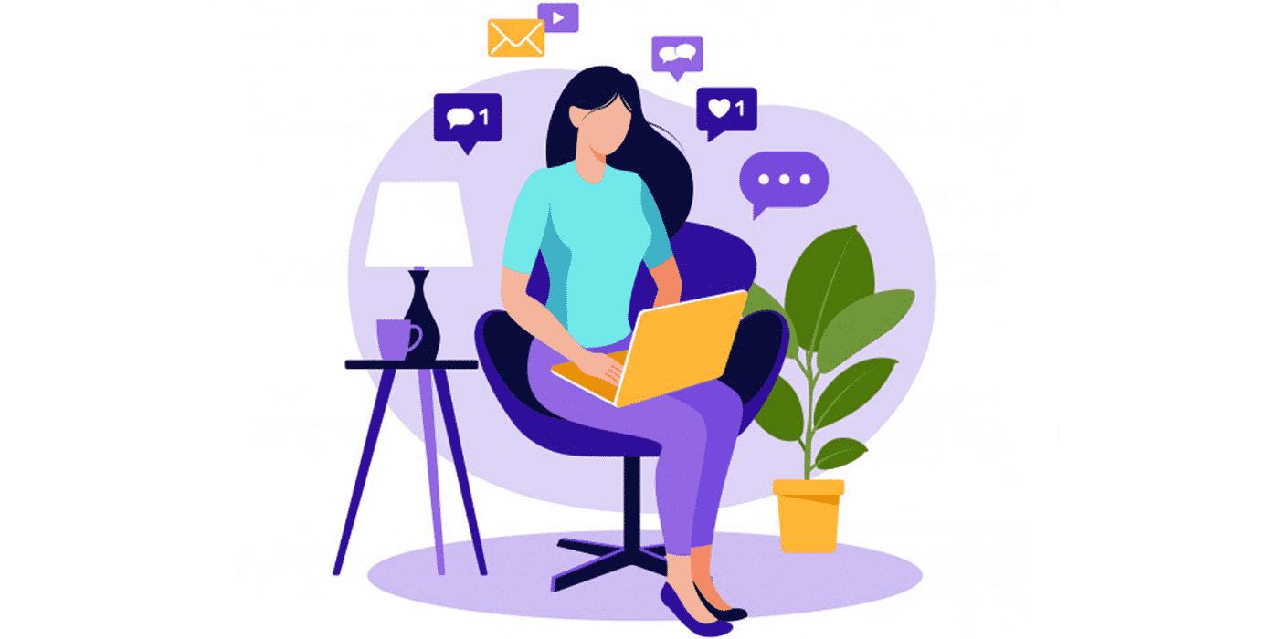 job étudiant en ligne : travailler en freelance