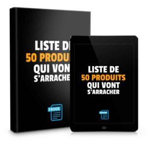 Liste de 50 Produits Amazon