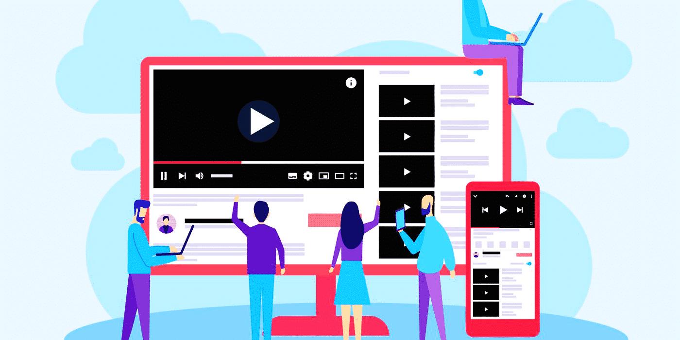Concevez des vidéos YouTube
