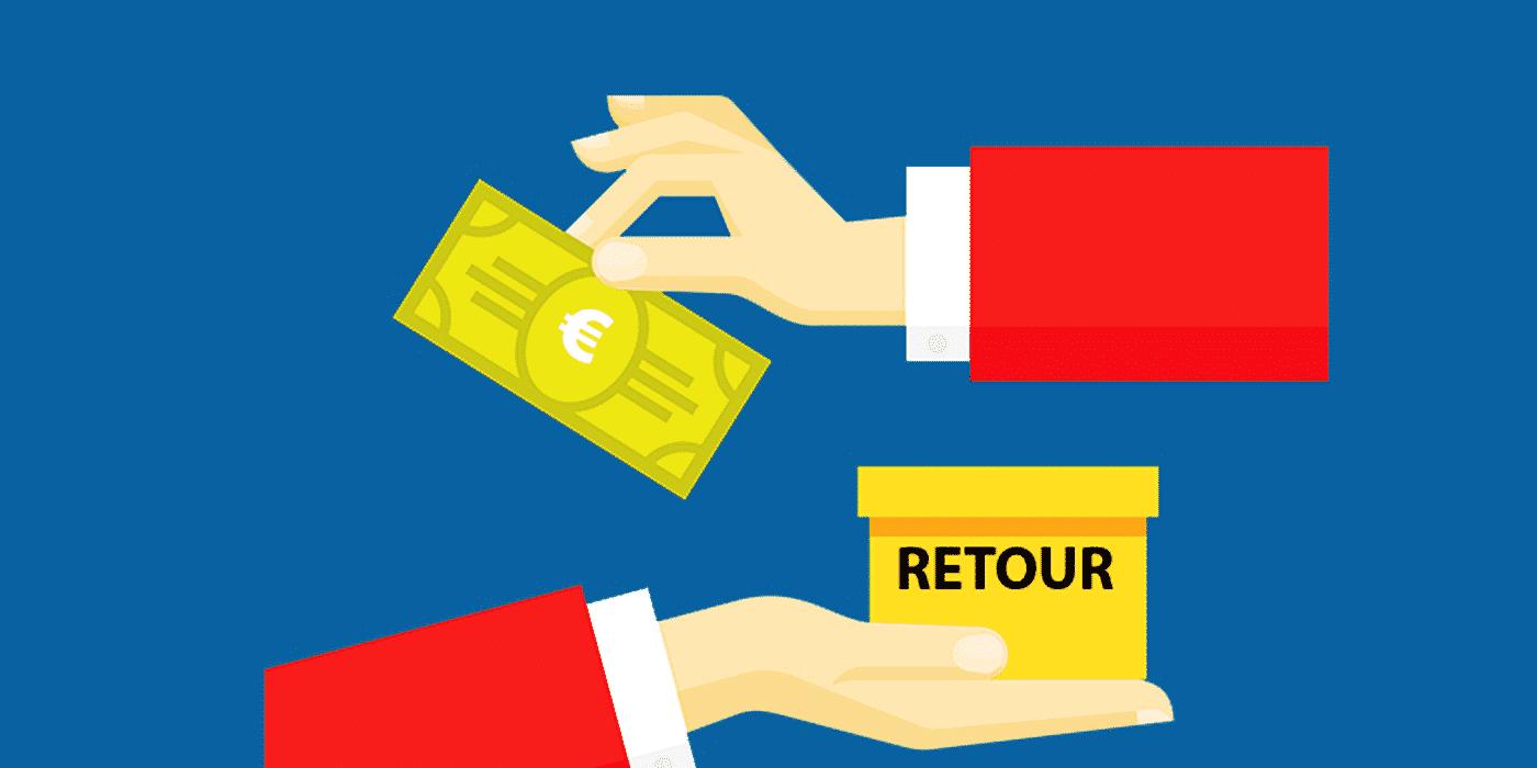 La politique de retour e-commerce exemple