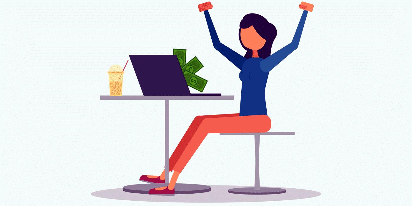 Se faire rémunérer en ligne