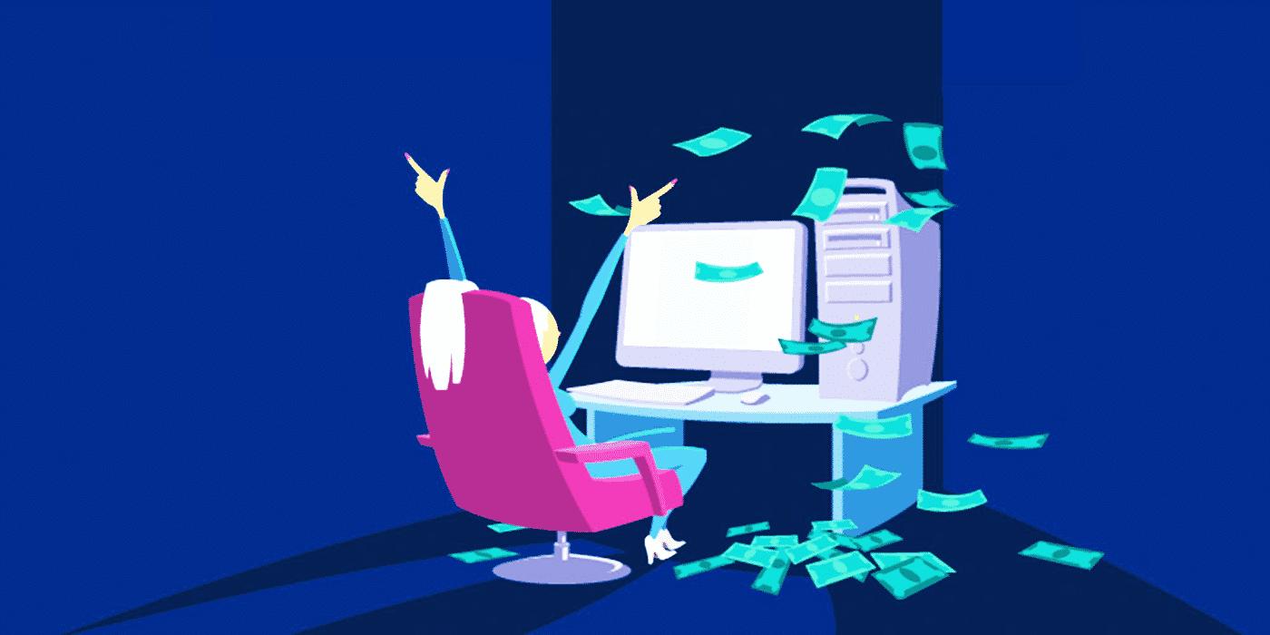 faire de l'argent grâce à son blog