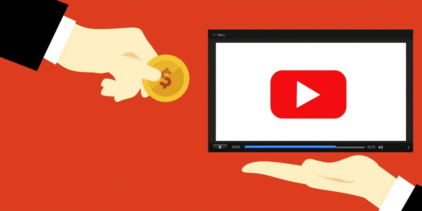 gagner de l'argent avec une chaîne YouTube