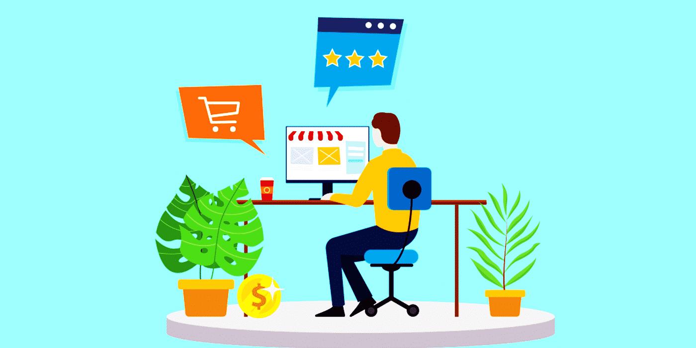 créer votre propre site pour vendre un produit