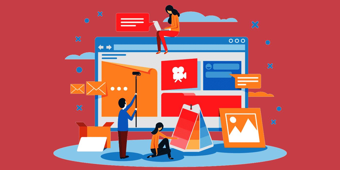 Construir un site internet