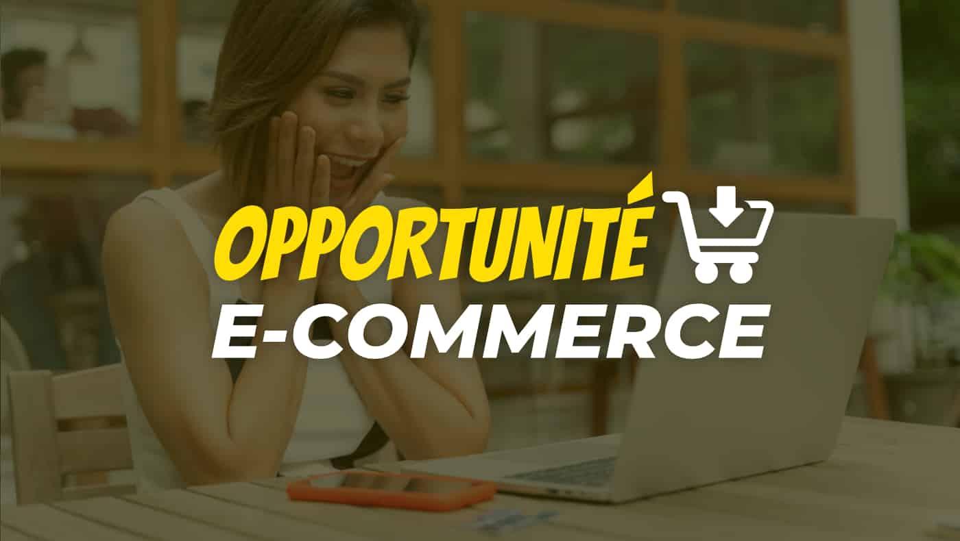 Formation Opportunité E-Commerce