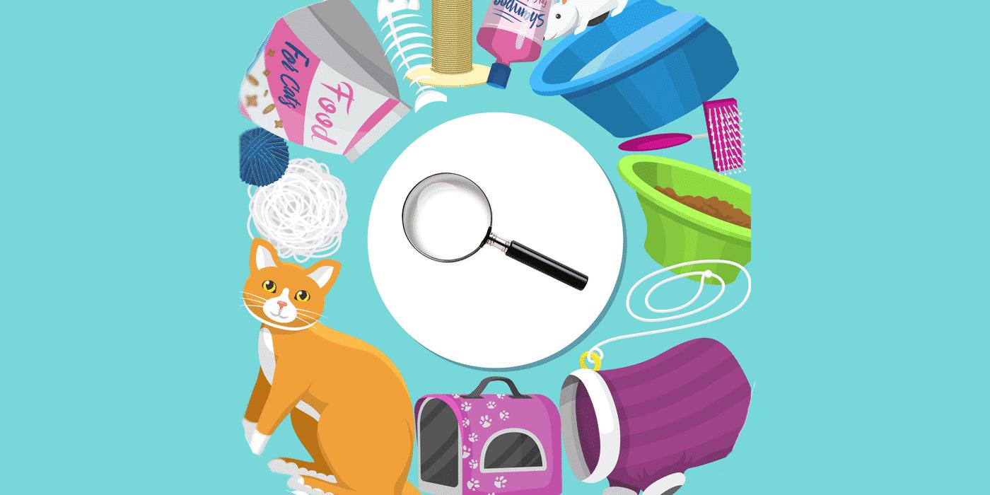 Accessoires et équipements pour animaux de compagnie